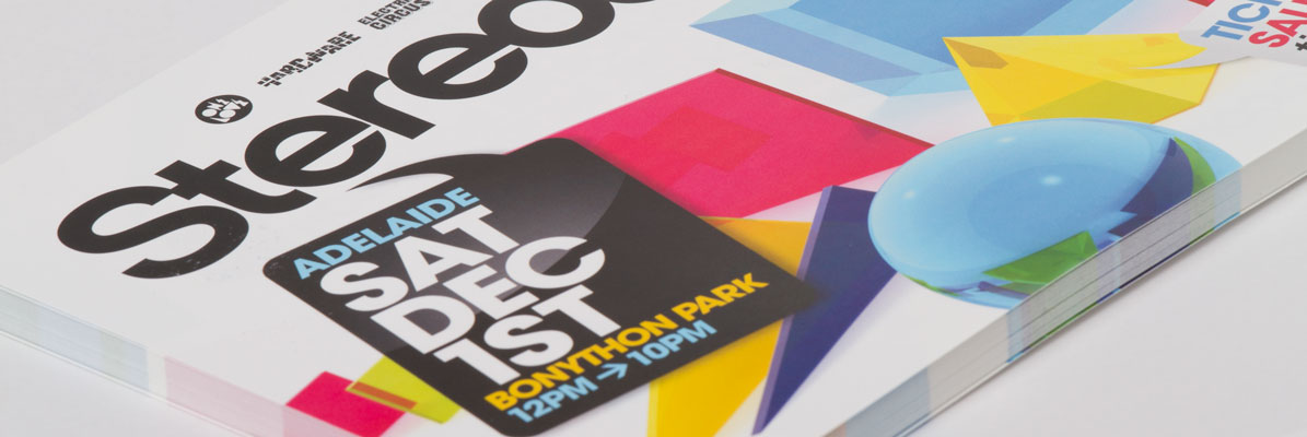 Streosonic Flyers - Fast Print Services