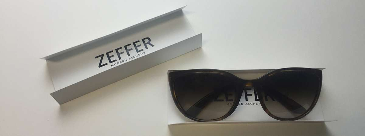 Zeffer Sunglasses Holder