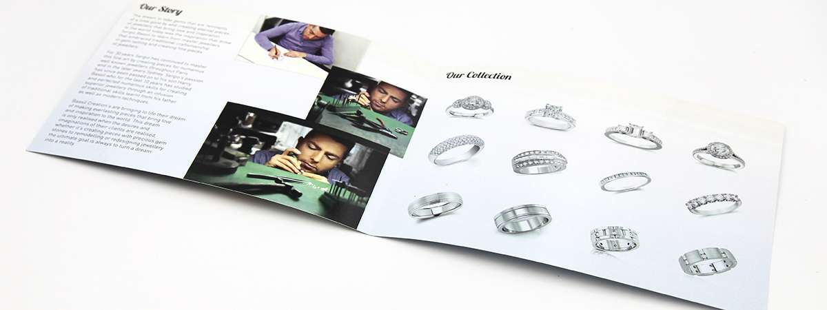Bassil 4PP Brochure - Digital Print
