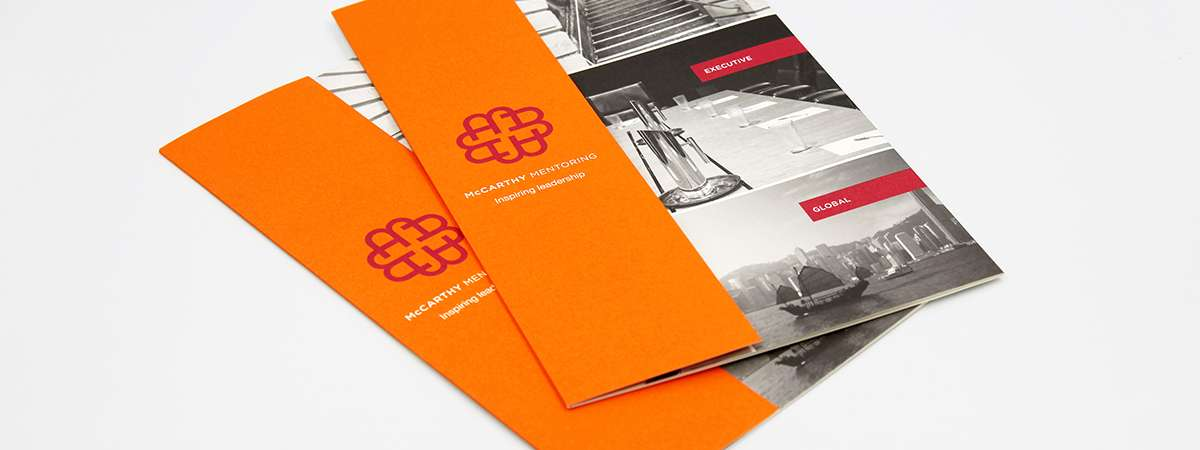 Custom Folded Brochure