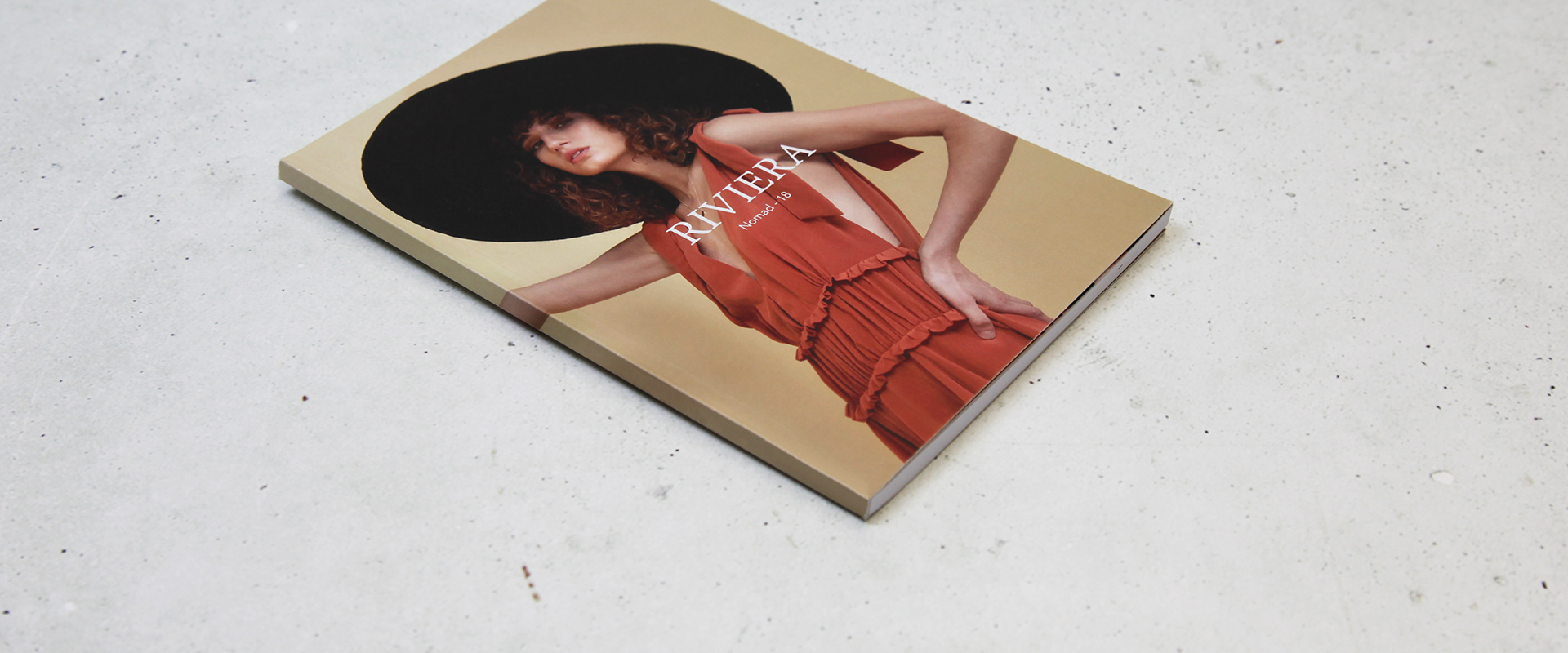 Magali Pascal / Perfect bound A5 72pp booklet