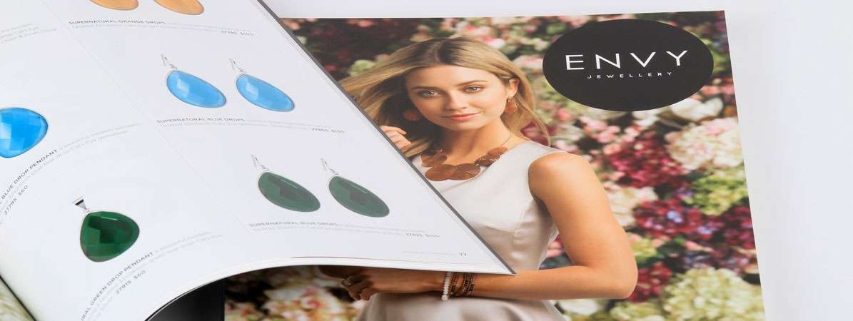 Envy Booklet Lookbook Fast Print Services