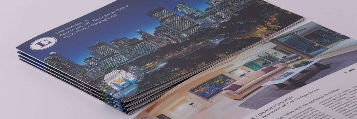 Real Estate Brochures - Fast Print Services