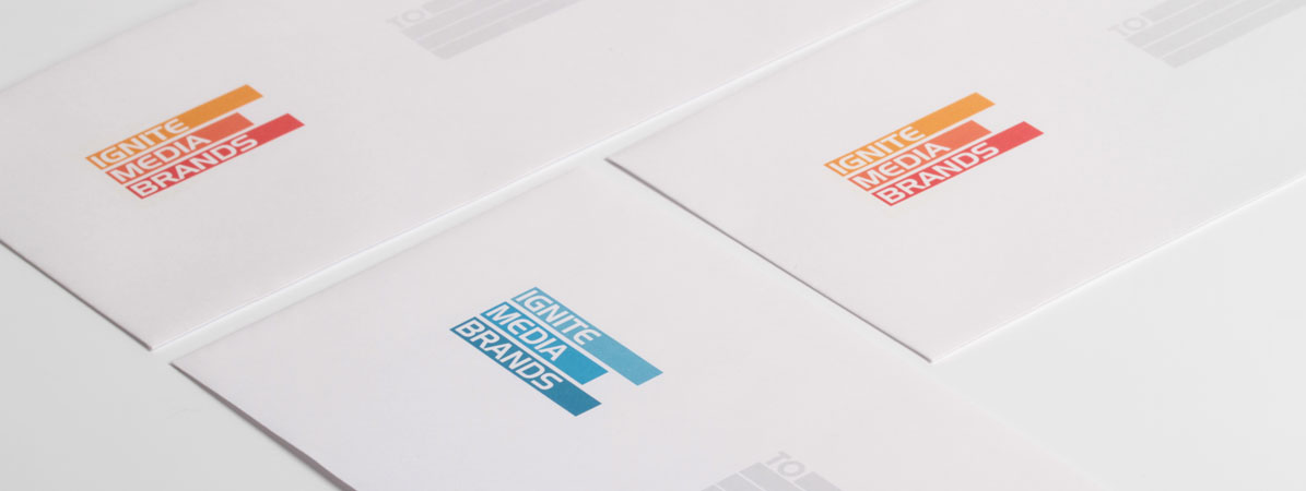 Ignite Media Envelopes Fast Print Services