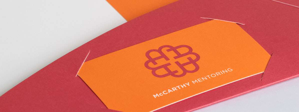 McCarthy Stationery. Presentation Folder