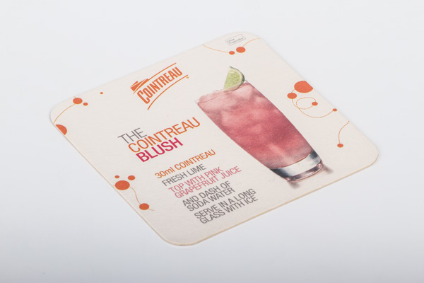 Cointreau Drink Coasters