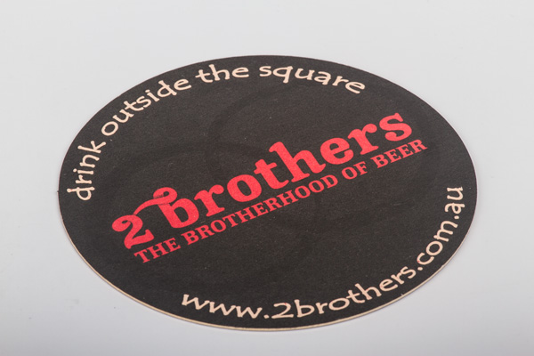 2 Brothers Coasters